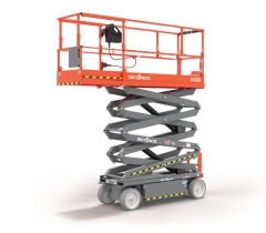 Rental store for 26  SKYJACK SELF-PROPELLED NARROW WIDTH in Johnson City TN