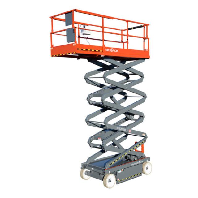 Where to find 32  SELF-PROPELLED SCISSORS LIFT..ELECTR in Johnson City