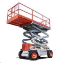 Rental store for 32  RT SCISSORS LIFT in Johnson City TN
