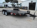 Rental store for 2 AXLE STEEL CAR TRAILER W RAMPS in Johnson City TN