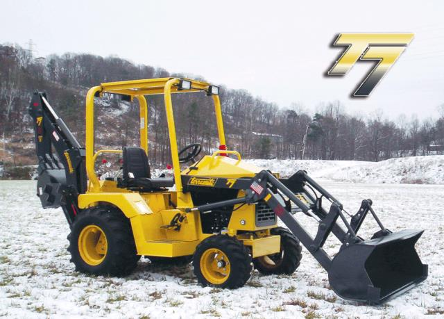 Where to find TERRAMITE T7 BACKHOE LOADER in Johnson City