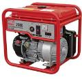 Rental store for 2500 WATT GENERATOR-5 HP GAS-20.8 AMPS T in Johnson City TN