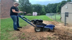 Rental store for WALK BEHIND STUMP GRINDER in Johnson City TN