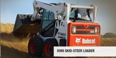 Rental store for S590 BOBCAT SKID STEER LOADER in Johnson City TN