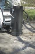 Rental store for HYDRAULIC POST DRIVER FOR SKID STEER in Johnson City TN