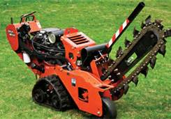 Where to find RT 12 DITCHWITCH STEERABLE TRENCHER in Johnson City