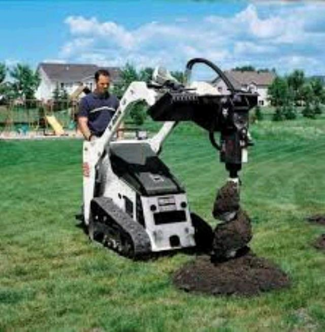 Where to find 6  AUGER FOR BOBCAT MT50 POST HOLE DIGGE in Johnson City