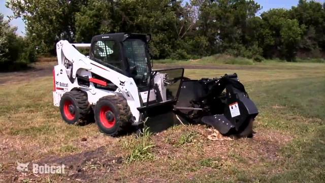 Where to find BOBCAT SG60 STUMP GRINDER in Johnson City